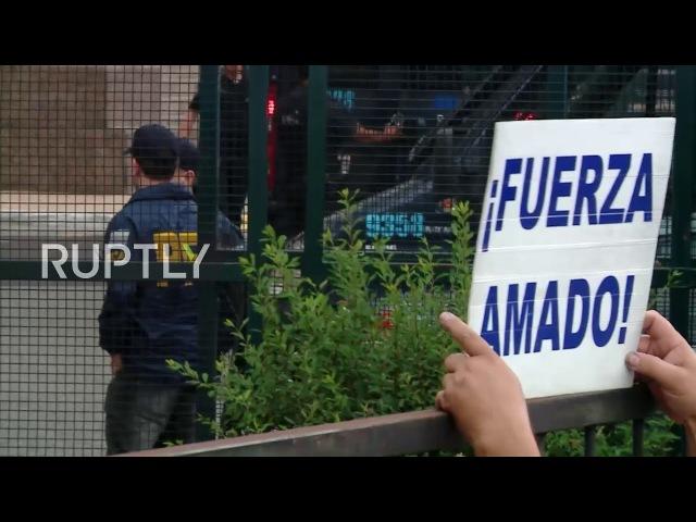 Аргентина: Бывший Вице-Президент Аргентины Буду арестован по обвинению в отмывании денег.