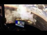 Be-200 Flight Simulator (Powered by UNIGINE 2 Sim)