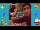 Новогодняя магия от гения видеомонтажа