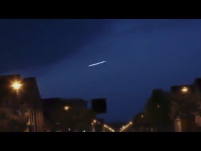 НЛО 2018 комета или Неизвестный Летающий объект