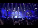 MILK INC Feat. SILVY - Whisper I don't care [Live At TMF Music Awards]