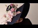 Курс «Основы шелковой флористики» Полины Кузнецовой - фрагмент встречи | Какой формы роза