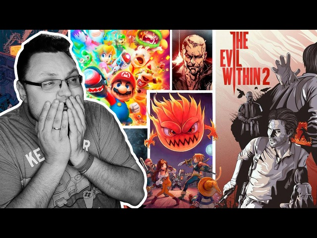 Поиграл в THE EVIL WITHIN 2, что такое LEFT ALIVE, MARIO RABBIDS – ПДБ