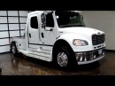 2007 Freightliner sportchassis ranch hauler luxury 5th wheel horse trailer Sold Sold