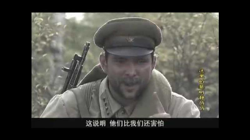 苏联电视剧:这里的黎明静悄悄 16