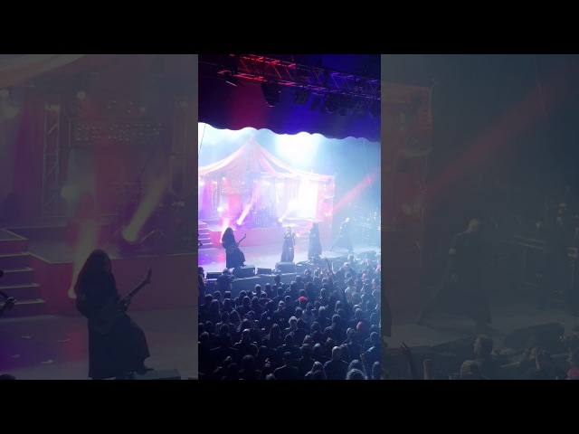 Lacuna Coil I Forgive live in London @ O2 Forum Kentish Town 1 19 2018