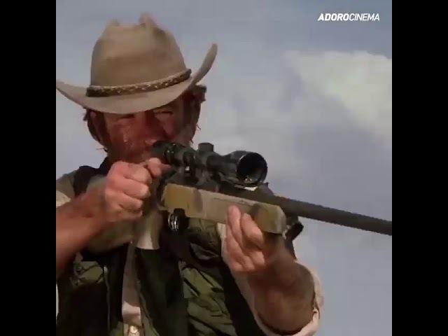 Чак Норис на охоте