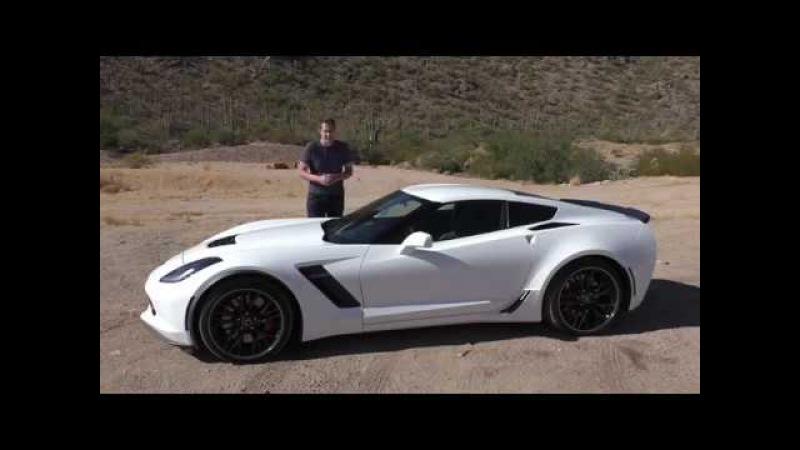 Стал ли наконец Chevrolet Corvette Z06 суперкаром?