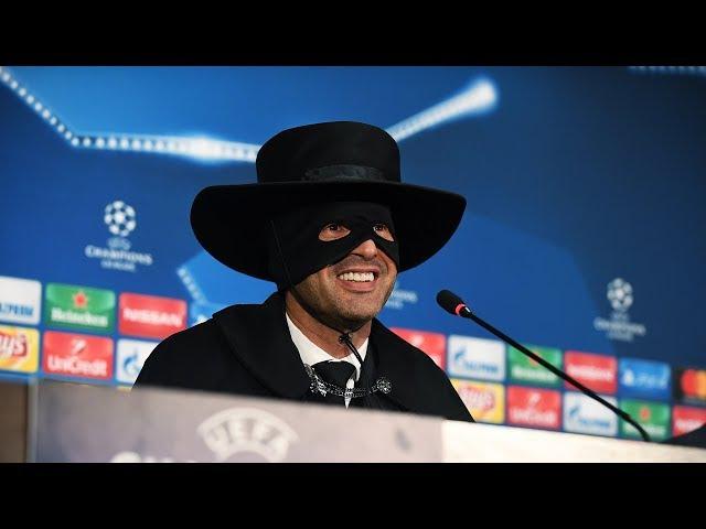 Паулу «Зорро» Фонсека – о матче с Манчестер Сити