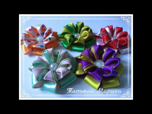 МК Цветочки - пироженки 8 см🏵️🥞/ flowers-pies/ tortas de flores
