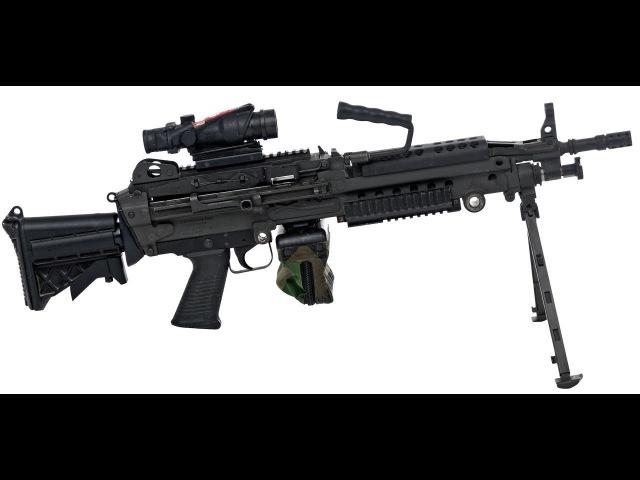 Zbrush Hard surface Zmodeler gun M-249 (Part1)