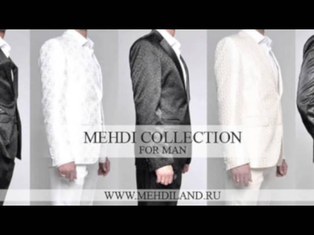 Мужские необычные и эксклюзивные костюмы MEV от Мехди