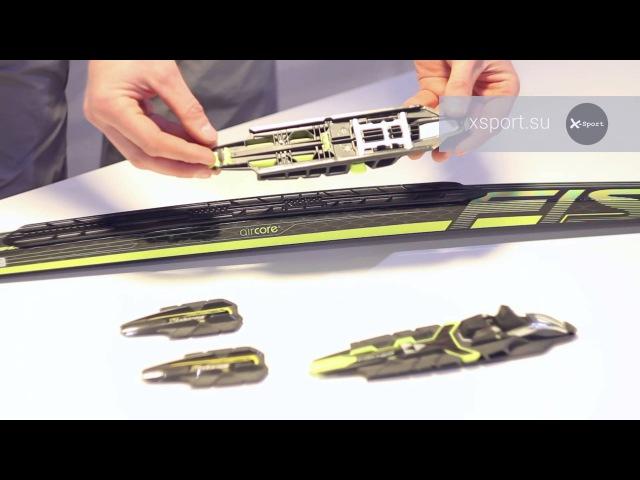 Крепления для лыж Rotteffela SSR (NIS) - Xsport 007