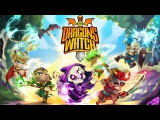 Dragon's Watch official release trailer - the ultimate battle RPG!