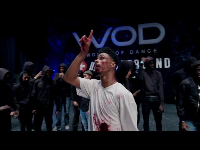 WORLD OF DANCE 2017 - STYLEZ C x STALAMUERTE Jusqu'ici tout va bien
