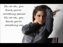 Shania Twain - That Don't Impress Me Much Lyrics
