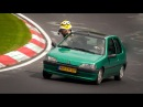 Funny Moments at the Nürburgring - Nordschleife Crazy Funny Compilation Video