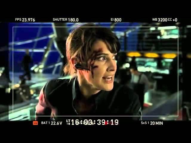 Avengers Blooper: Coulson!