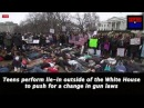 Gun Law Protest Lie in at the White House