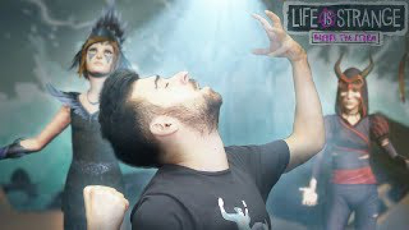 ВСЯ ЖИЗНЬ - ТЕАТР - Life is Strange: Before the Storm Episode 2 4 ФИНАЛ