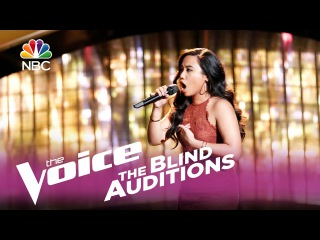 The Voice 2017 Blind Audition - Kathrina Feigh: Big White Room