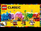 LEGO instructions - Classic - 10712 - Bricks and Gears