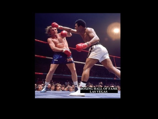 Muhammad Ali Beats Joe Bugner Diana Ross Watches This Day February 14 1973