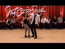 BudaFest 2018 Strictly Open Final Laszlo Tarkanyi Marina Motronenko