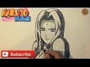 Speed Drawing Tsunade [ Naruto Shippuden ] Drawing Tutorial HD