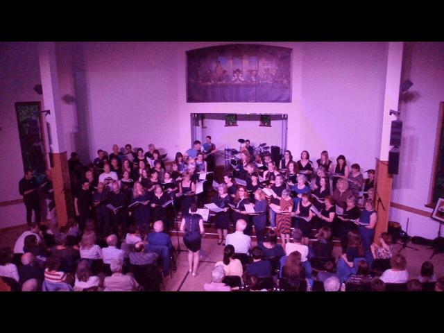 Glad Community Choir - Life on Mars - David Bowie