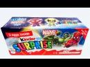 Marvel киндер сюрприз Марвел Супергерои Limitied Edition toys