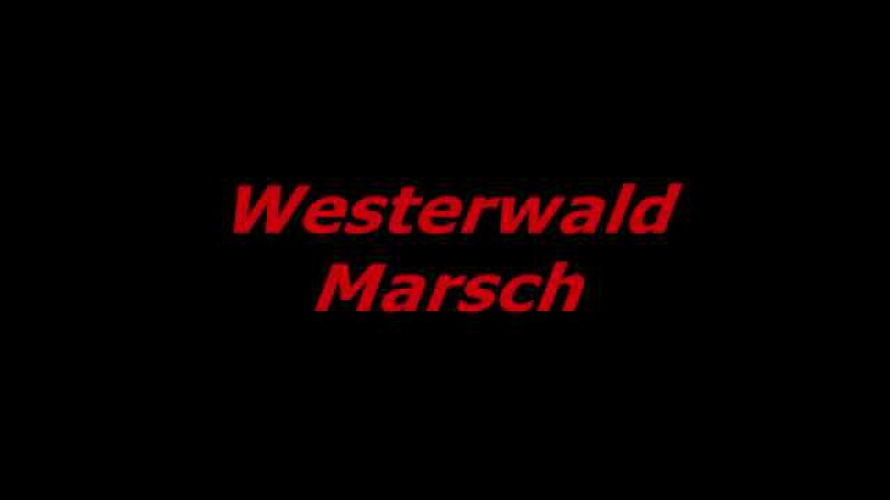 Westerwald Marsch