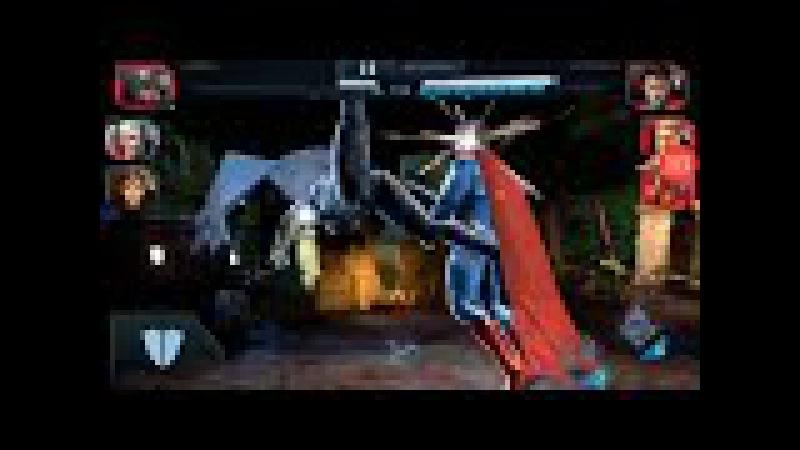 Бэтмен против Лиги справедливости/Batman vs The Justice League
