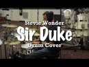 Stevie Wonder - Sir Duke Drum Cover