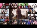 Реакция людей на тизер-трейлер Мстители Война Бесконечности