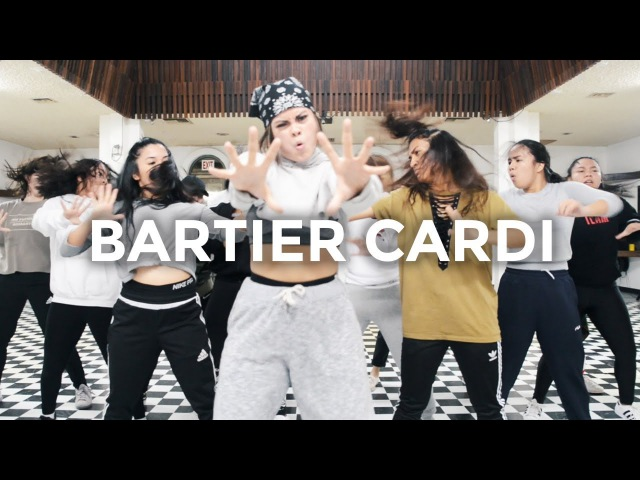 Bartier Cardi - Cardi B (Dance Video) | @besperon Choreography