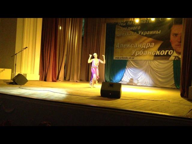Bnatova Elena Danaya Guest star gala show