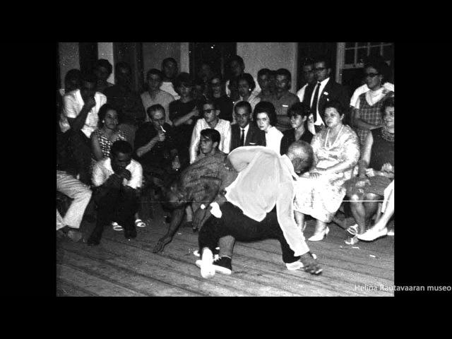 MESTRE PASTINHA - ENTREVISTA 1964 por Helina Rautavaara