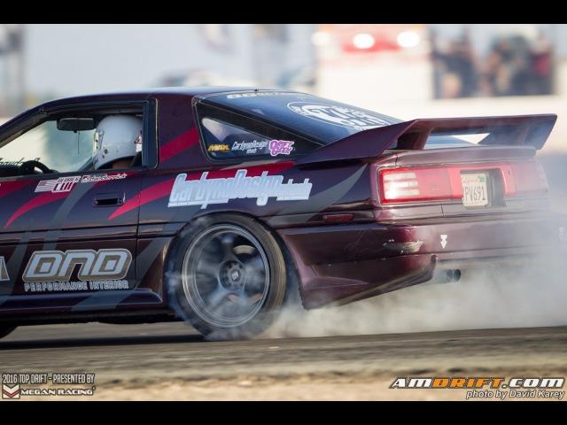 Top Drift Round 4! MK3 Supra Drift