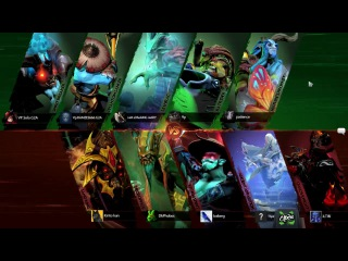 Virtus.pro G2A vs Team Spirit, PGL Closed Qualifiers, game 1