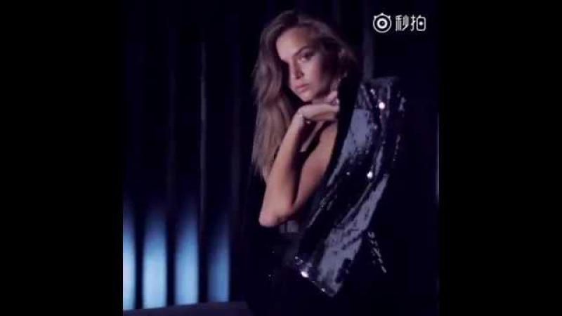 Josephine Skriver for Victoria's Secret Very Sexy (December 2017)