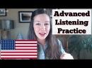Understand FAST English Conversations Advanced Listening Practice