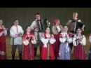 Образцовый фольклорный ансамбль Забавушка Старшая группа