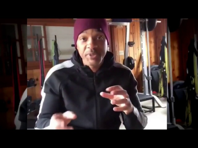 Will Smith out here blessing people with wisdom 1/30/18 !(transcribed below)