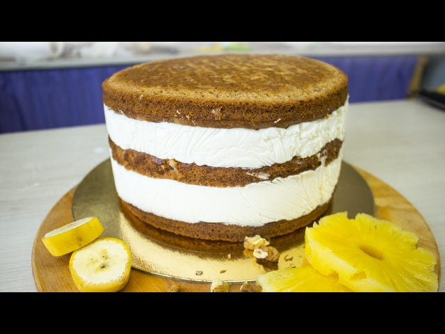 Торт Колибри Hummingbird cake Я ТОРТодел