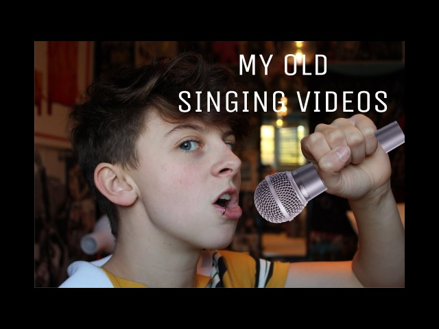 MY SINGING VOICE OLD SINGING VIDEOS SKINNY LOVE COVER