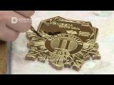 Златоустовские мастера изготовили награды для