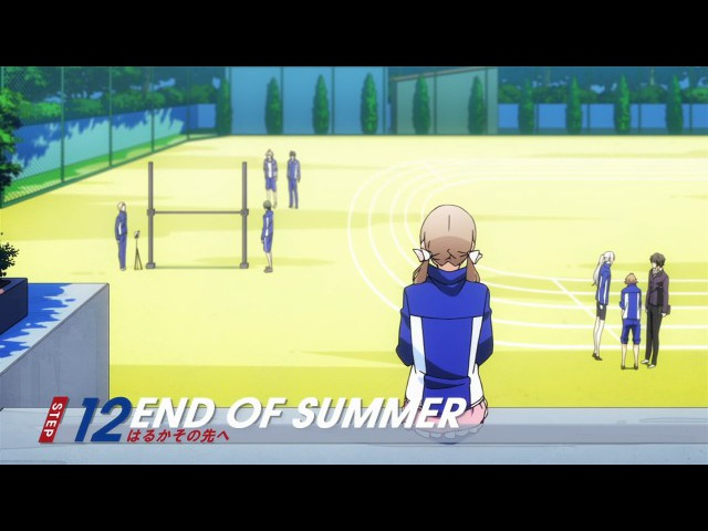 [AniDub] 12 серия [END] - Принц Страйда: Альтернатива / Prince of Stride: Alternative