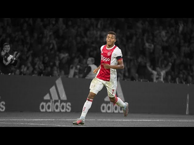 David Neres - Skills Goals Assists 2017/2018 - Ajax
