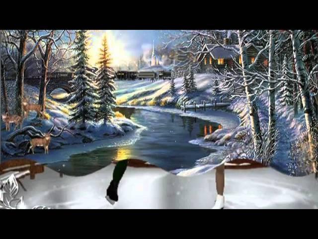 Юрий Шатунов - Глупые снежинки /арт-видео 2012